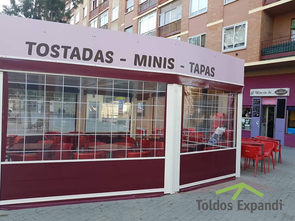Toldos Zaragoza Toldos Expandi 876 71 63 00